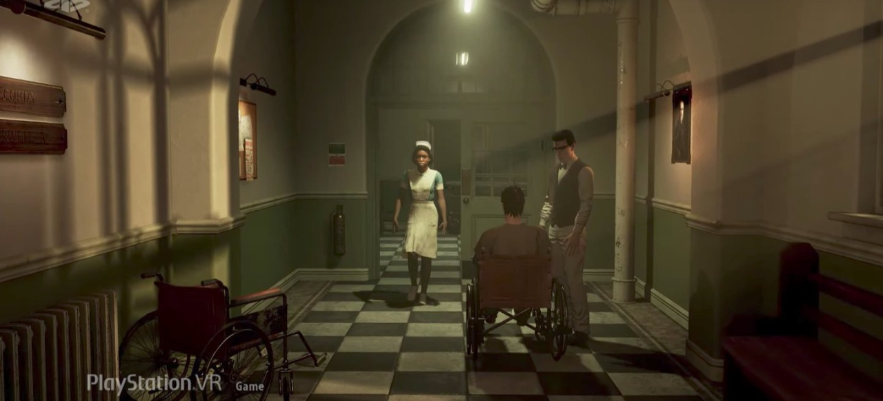 The Inpatient (Action) von Sony