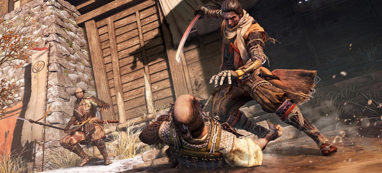 Sekiro: Shadows Die Twice (Action) von Activision
