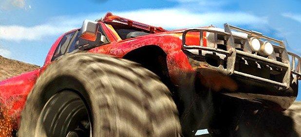 Monster 4x4 3D (Rennspiel) von Ubisoft