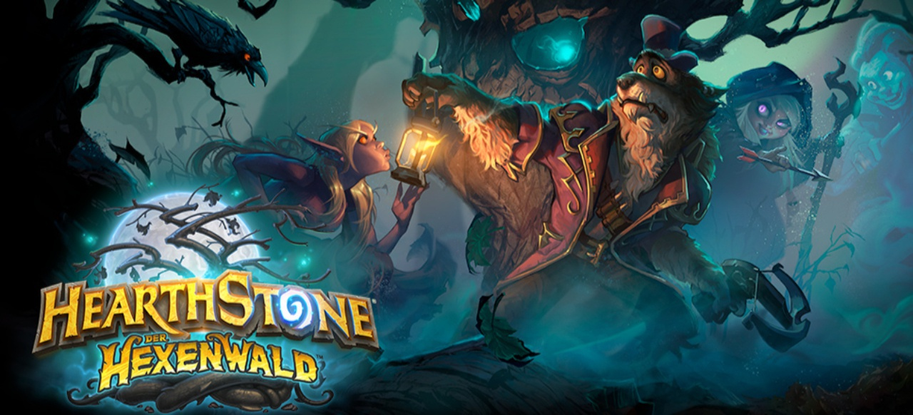 Hearthstone: Der Hexenwald (Strategie) von Blizzard Entertainment