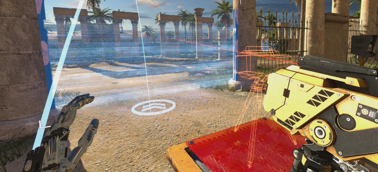 The Talos Principle VR (Geschicklichkeit) von Croteam
