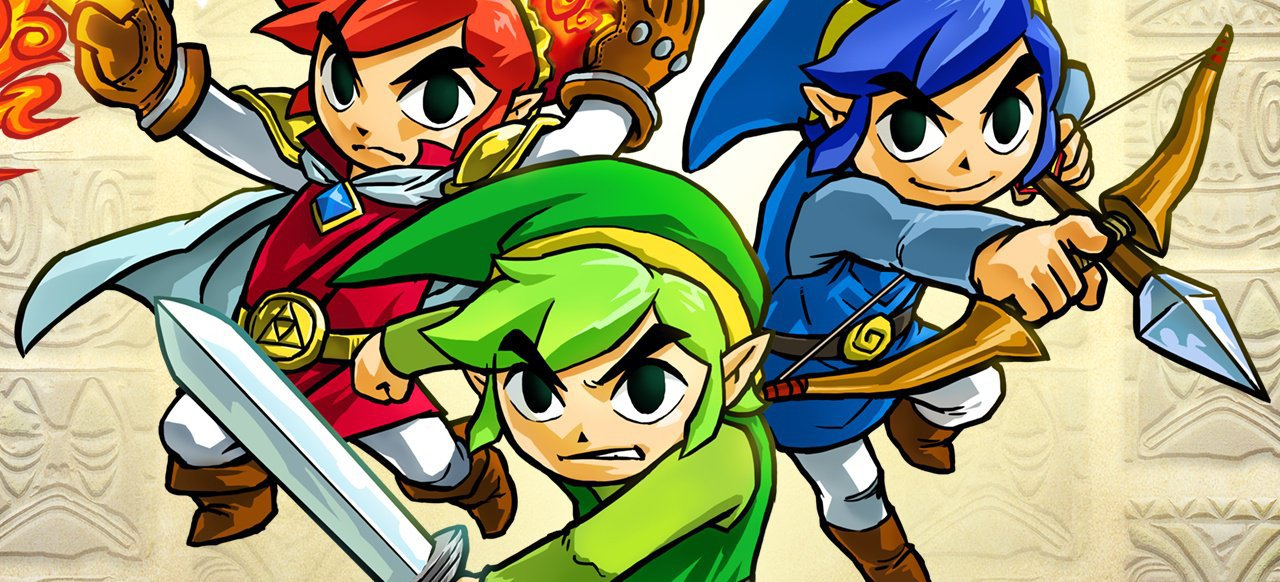 The Legend of Zelda: TriForce Heroes (Action) von Nintendo