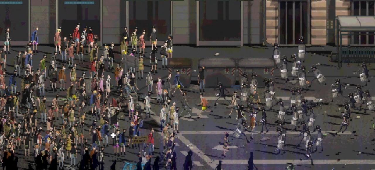Riot - Civil Unrest (Strategie) von Merge Games