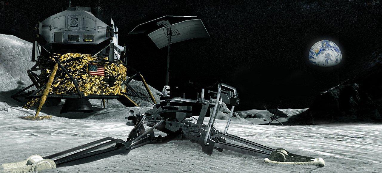 Lunar Survival (Action) von Alina Digital