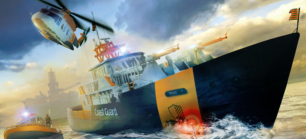 Coast Guard (Simulation) von Astragon Entertainment