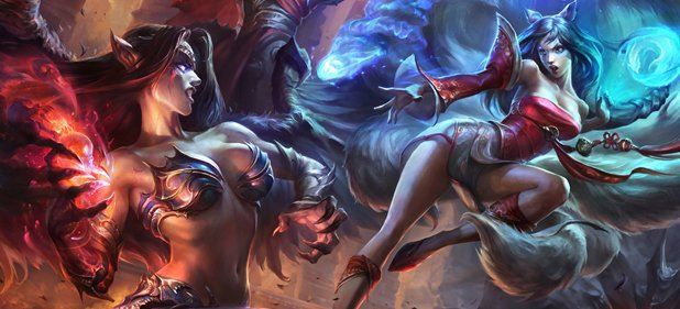 League of Legends (Strategie) von Riot Games / Tencent