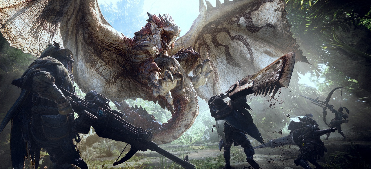 Monster Hunter: World (Action) von Capcom