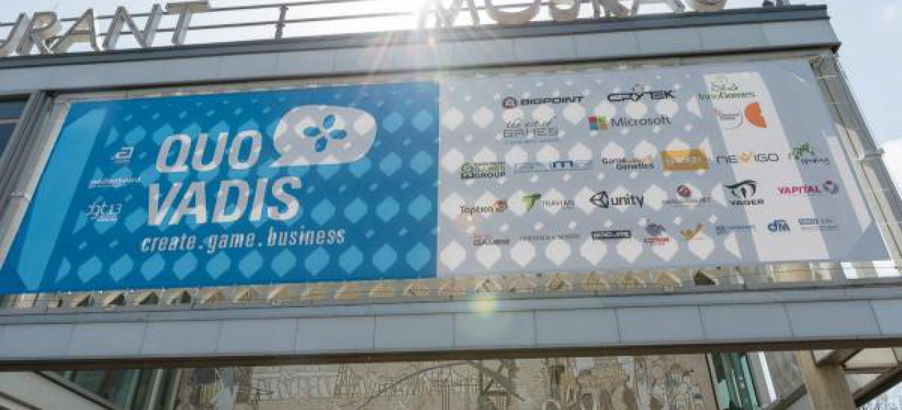 Quo Vadis 2015 (Events) von Aruba Studios / Medienboard Berlin-Brandenburg