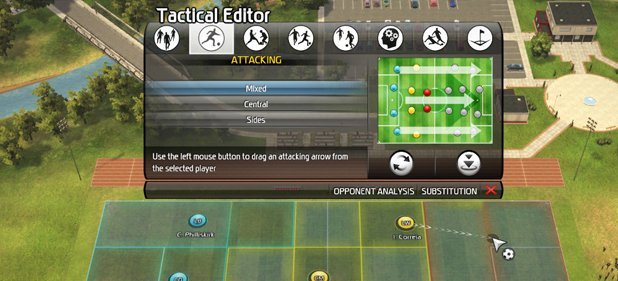 Fu�ballgott: Lords of Football (Simulation) von Headup Games