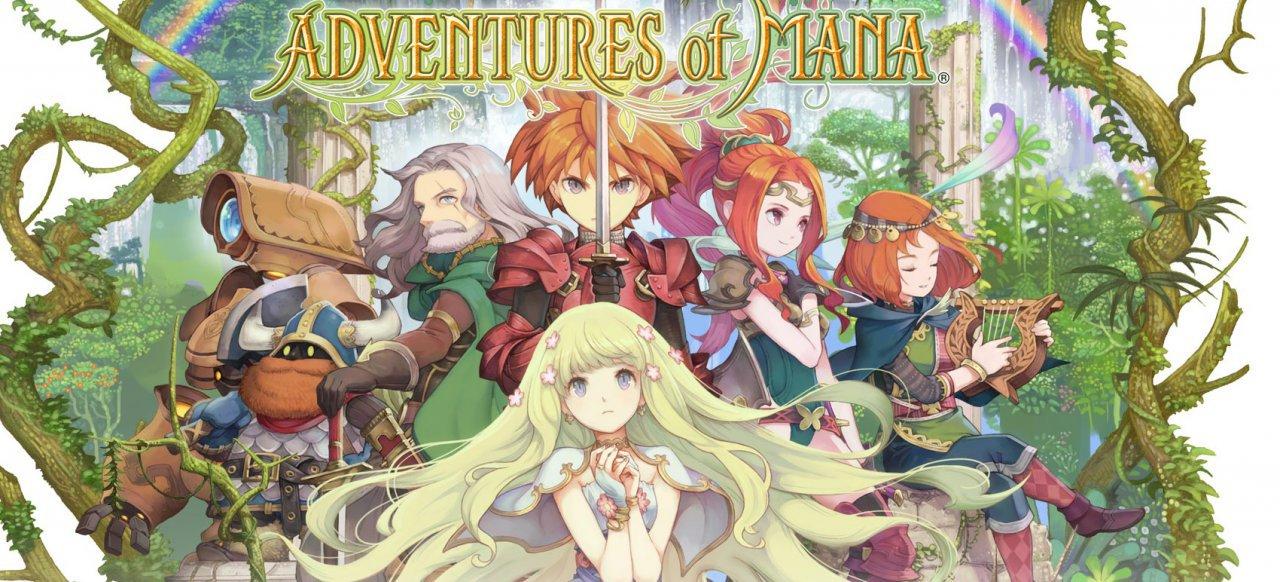 Adventures of Mana (Rollenspiel) von Square Enix