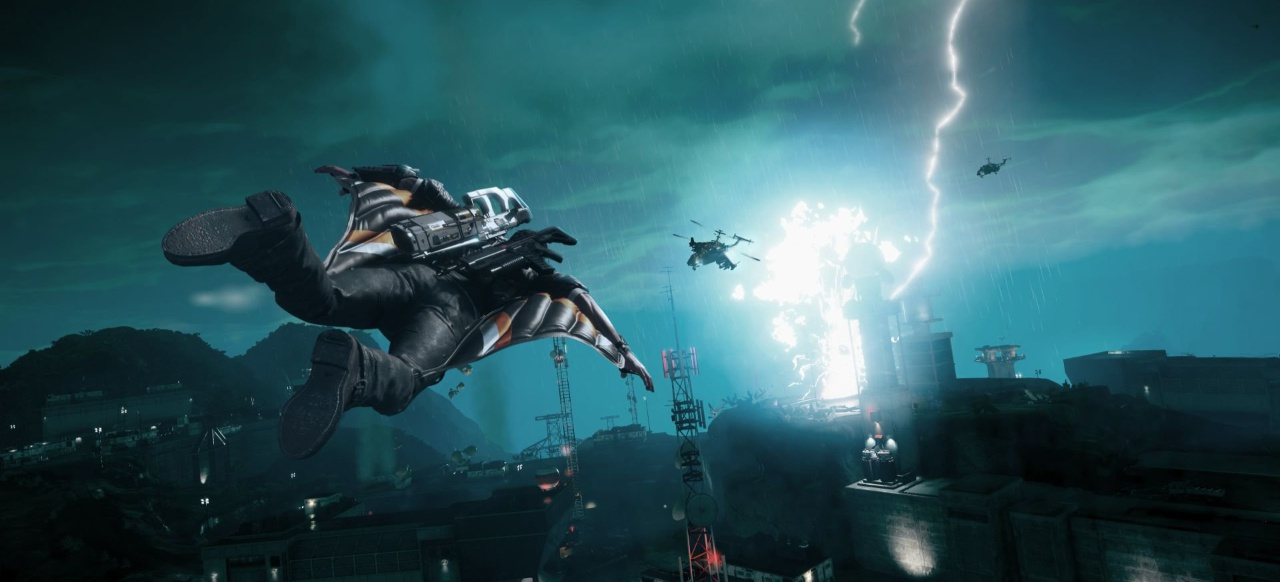 Just Cause 4 (Action) von Square Enix