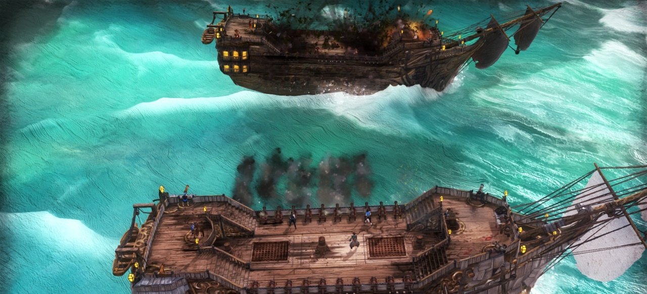 Abandon Ship (Simulation) von Fireblade Software