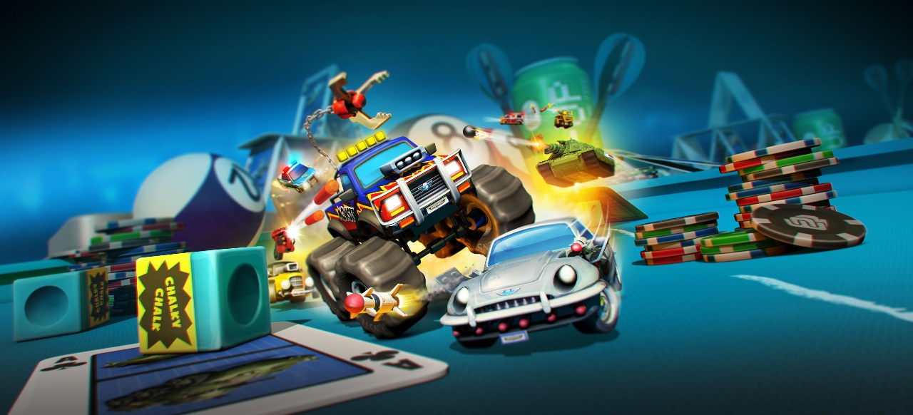 Micro Machines World Series (Rennspiel) von Koch Media