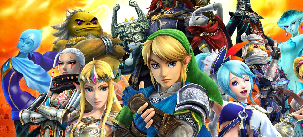 Hyrule Warriors Legends (Action) von Koei Tecmo / Nintendo