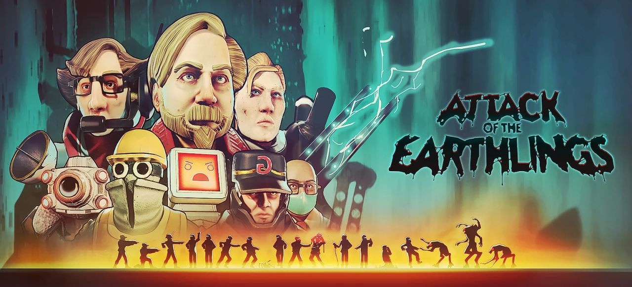 Attack of the Earthlings (Strategie) von Junkfish Limited