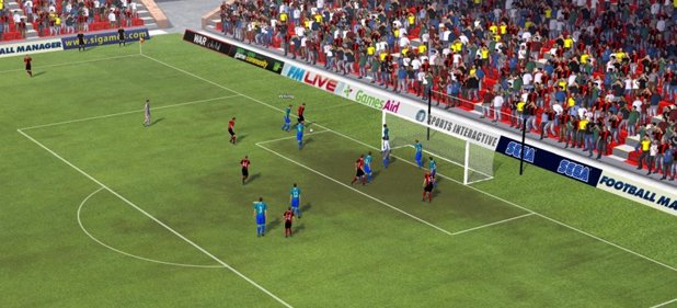 Football Manager 2014 (Simulation) von Sega