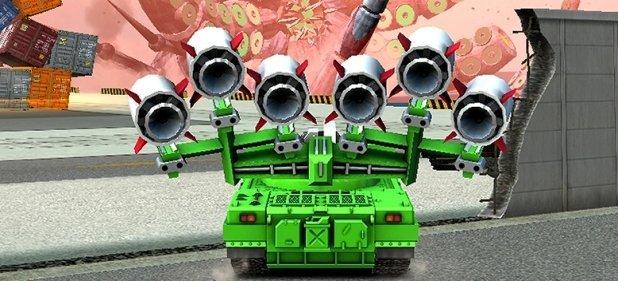 Tank! Tank! Tank! (Action) von Namco Bandai