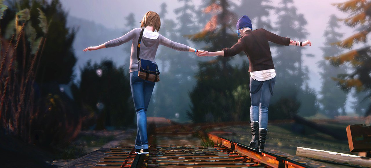 Life Is Strange - Episode 2: Out of Time (Adventure) von Square Enix