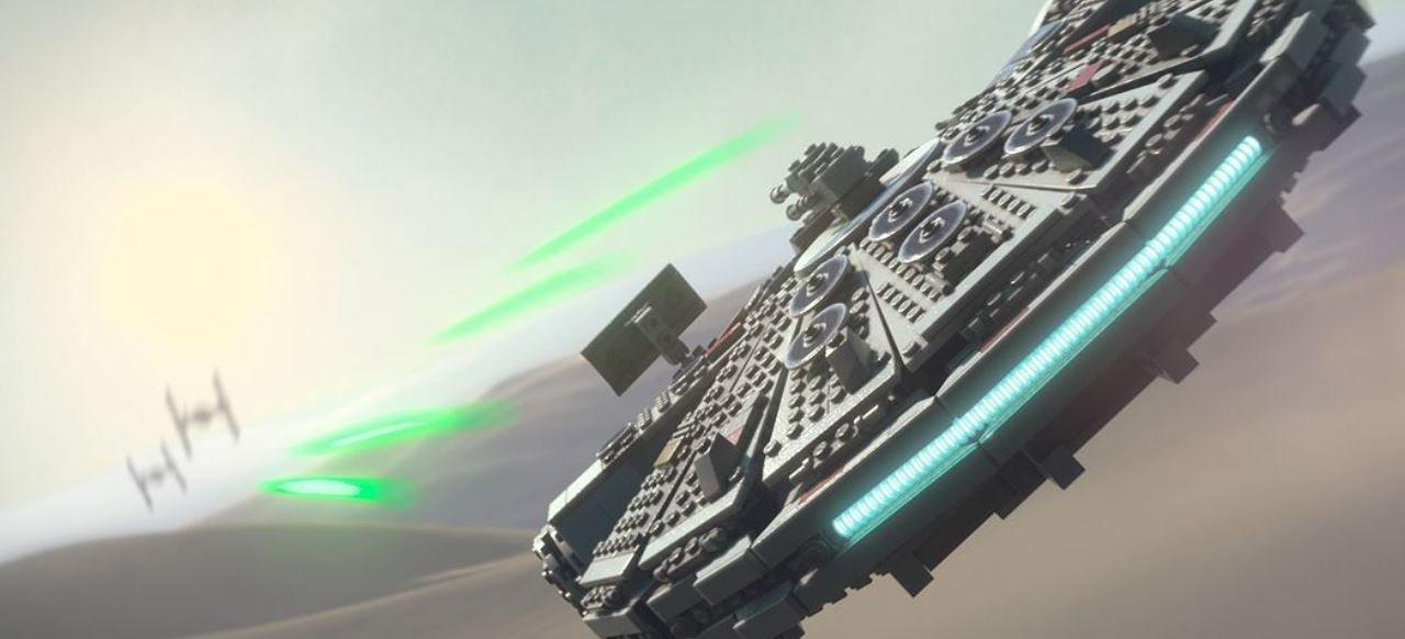 Lego Star Wars: Das Erwachen der Macht (Action) von Warner Interactive