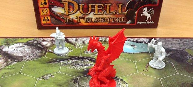 Duell im Felsental (Brettspiel) von Pegasus Spiele