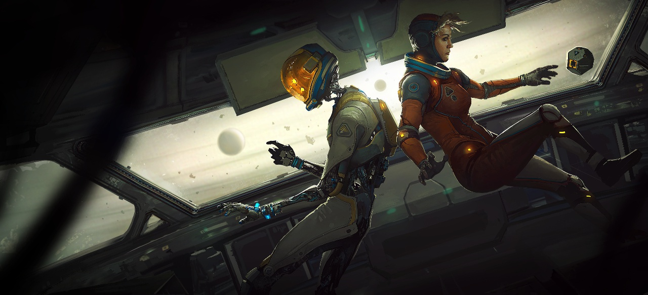 Lone Echo (Adventure) von Ready At Dawn / Oculus