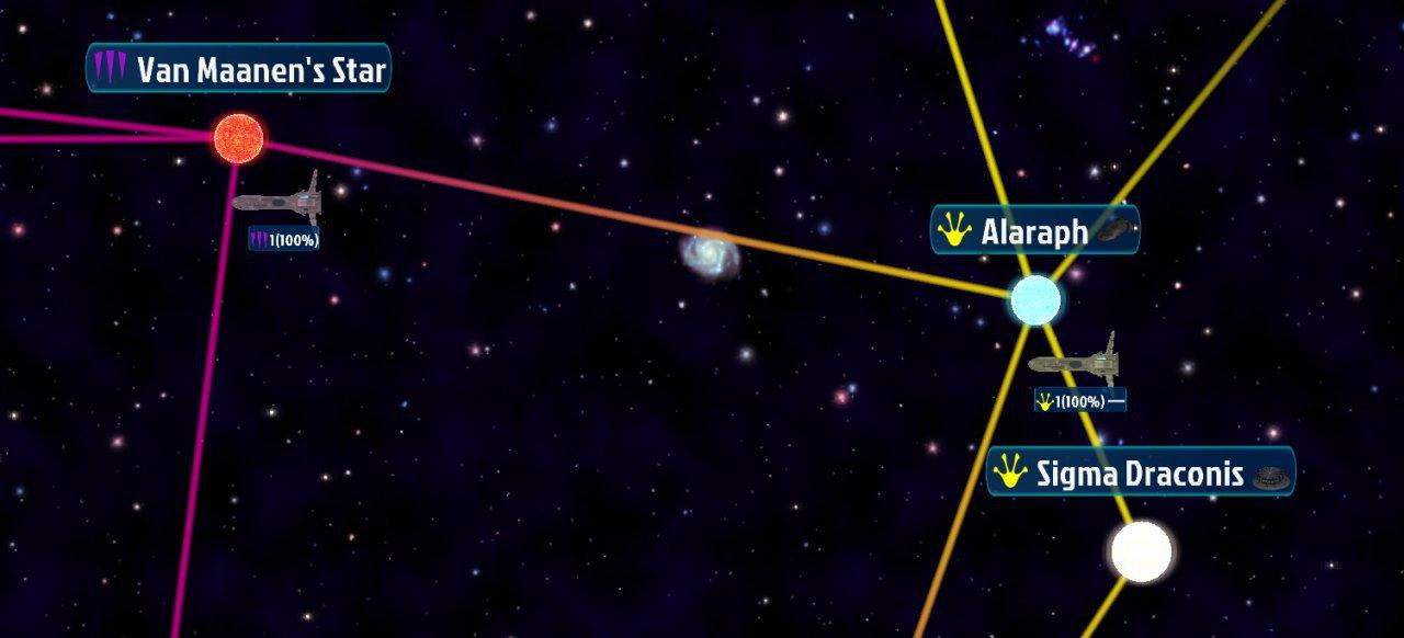 Galactic Inheritors (Strategie) von  Crispon Games