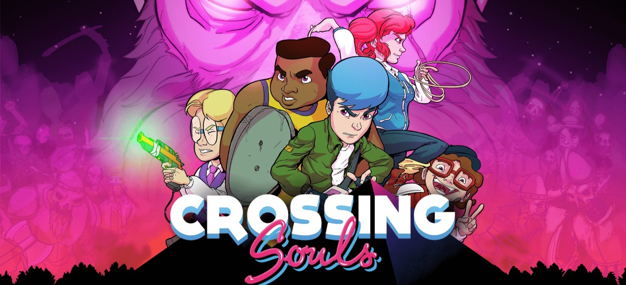 Crossing Souls (Action) von Devolver Digital