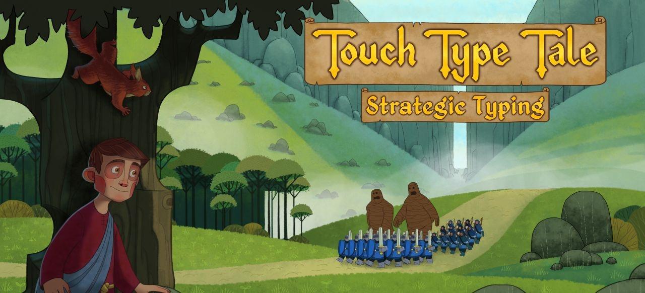 Touch Type Tale (Strategie) von Pumpernickel Studio