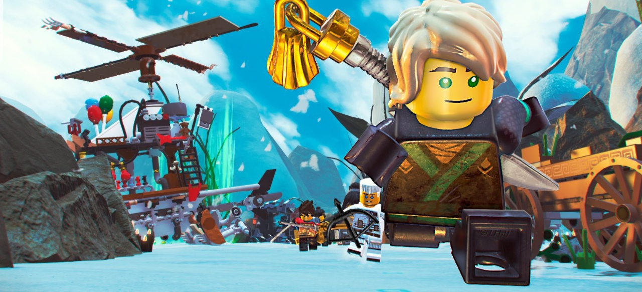 The Lego Ninjago Movie Videogame (Action) von Warner Bros. Interactive Entertainment