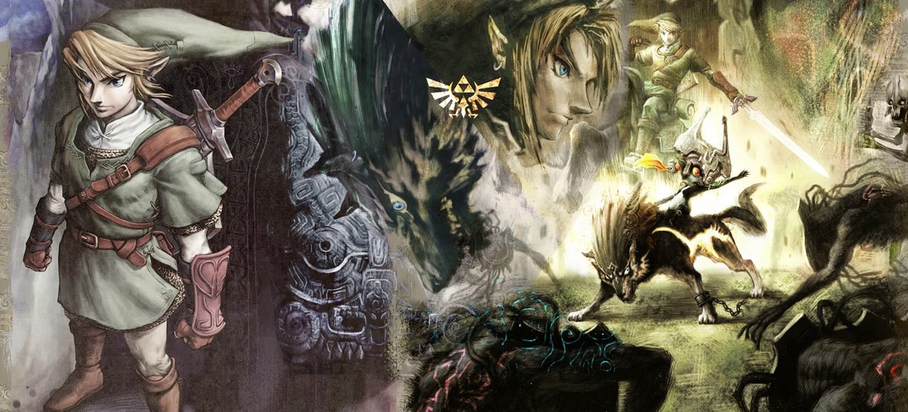 The Legend of Zelda: Twilight Princess (Rollenspiel) von Nintendo