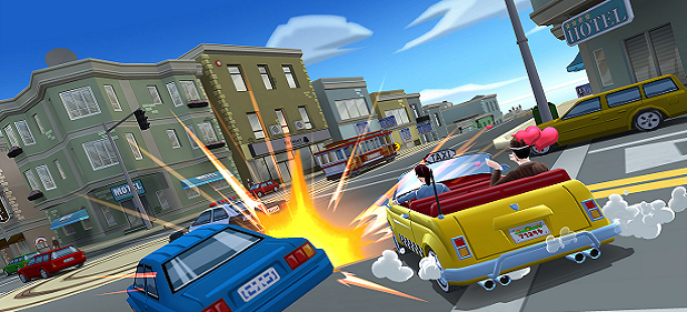Crazy Taxi - City Rush () von Sega