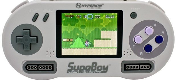 SupaBoy (Hardware) von Acme Games