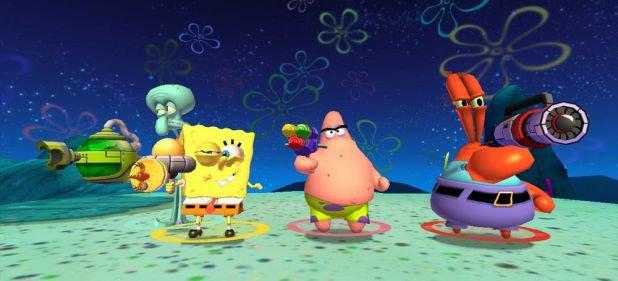 SpongeBob Schwammkopf: Planktons Fiese Robo-Rache (Action) von Activision
