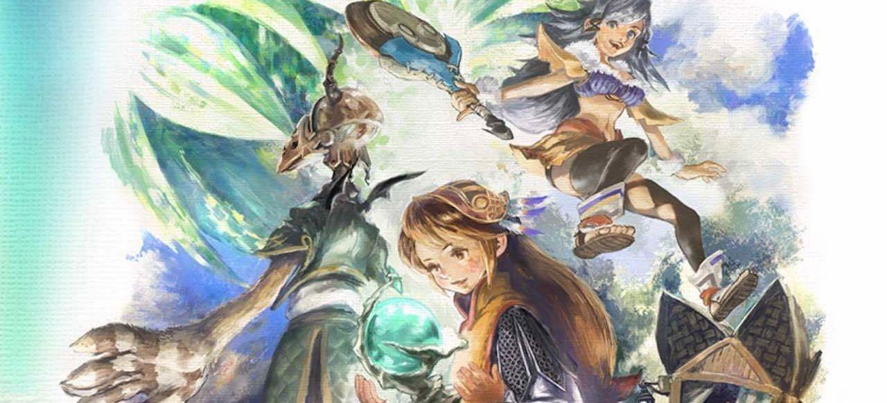 Final Fantasy Crystal Chronicles (Rollenspiel) von Nintendo