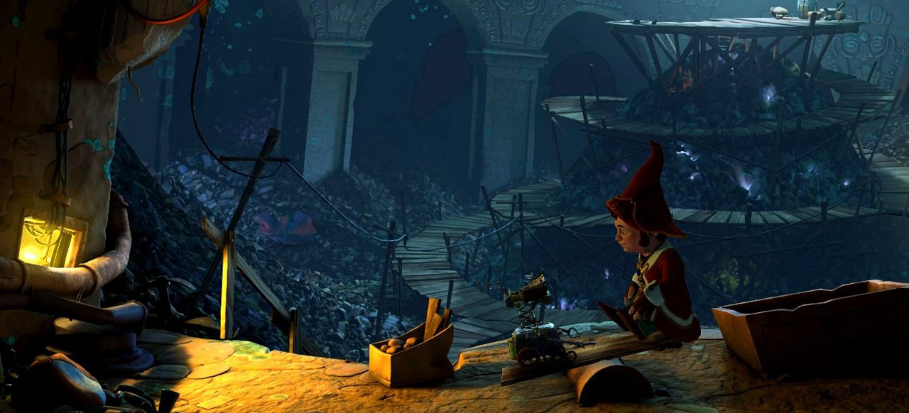 The Book of Unwritten Tales 2 (Adventure) von Nordic Games