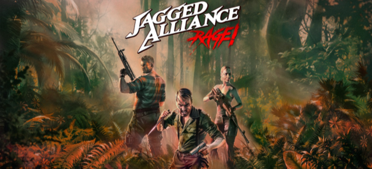 Jagged Alliance: Rage! (Strategie) von HandyGames / THQ Nordic