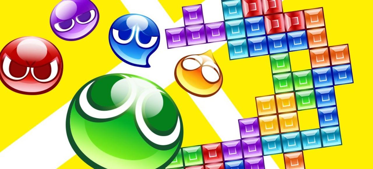 Puyo Puyo Tetris (Geschicklichkeit) von SEGA