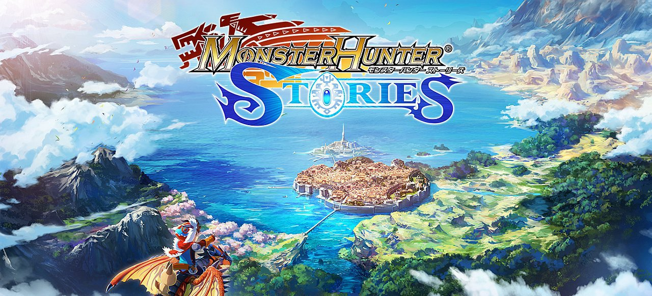 Monster Hunter Stories (Rollenspiel) von Capcom