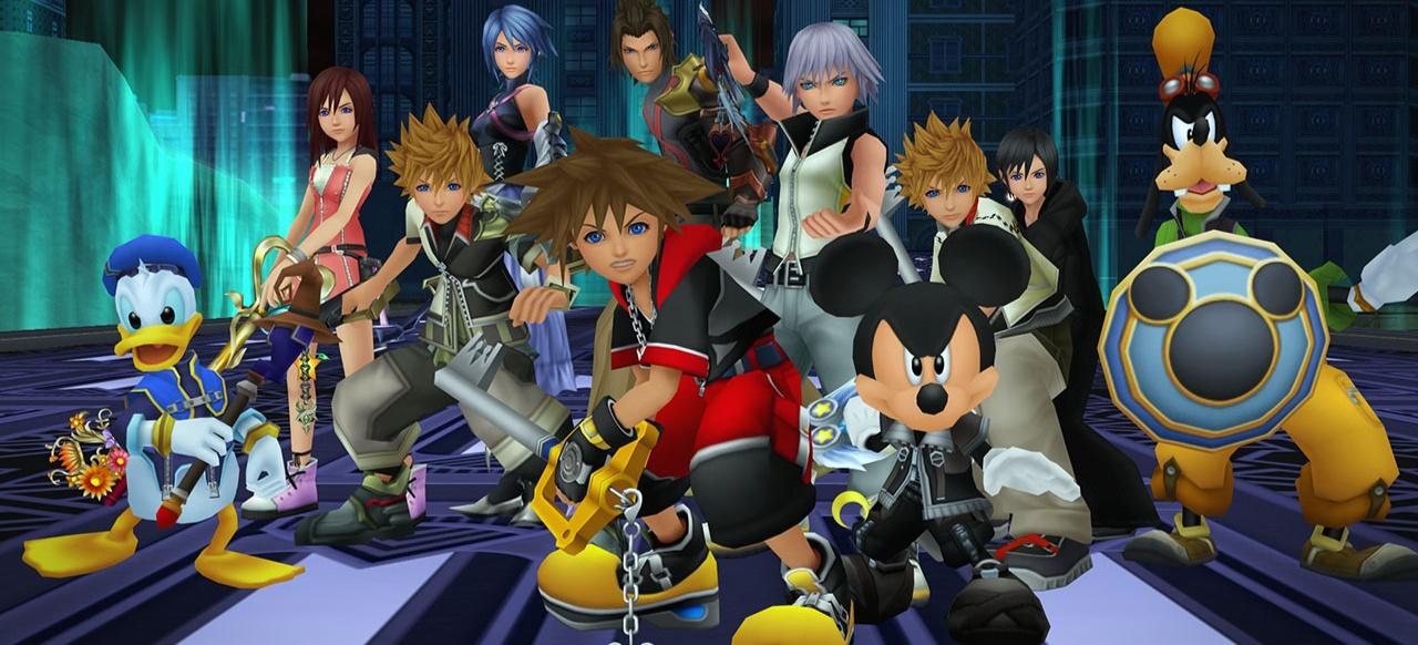 Kingdom Hearts HD 2.8 Final Chapter Prologue (Rollenspiel) von Square Enix