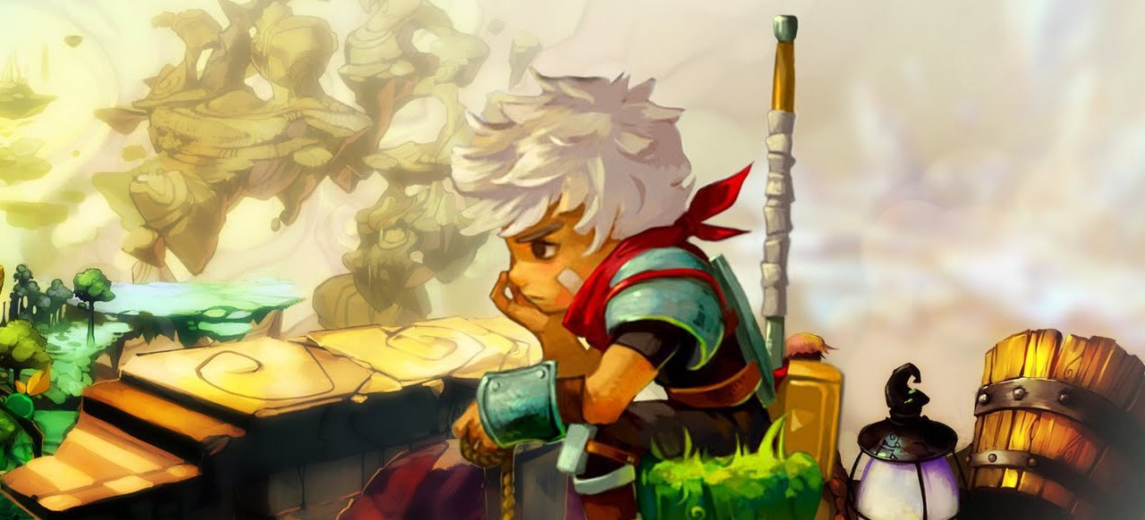 Bastion (Rollenspiel) von Warner Bros. Interactive Entertainment