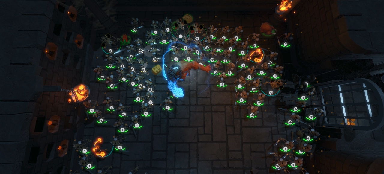 MetaMorph: Dungeon Creatures (Action) von Firefly Studios