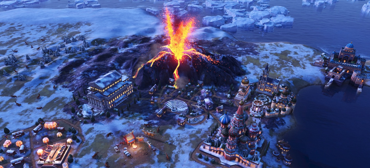 Civilization 6: Gathering Storm (Strategie) von 2K