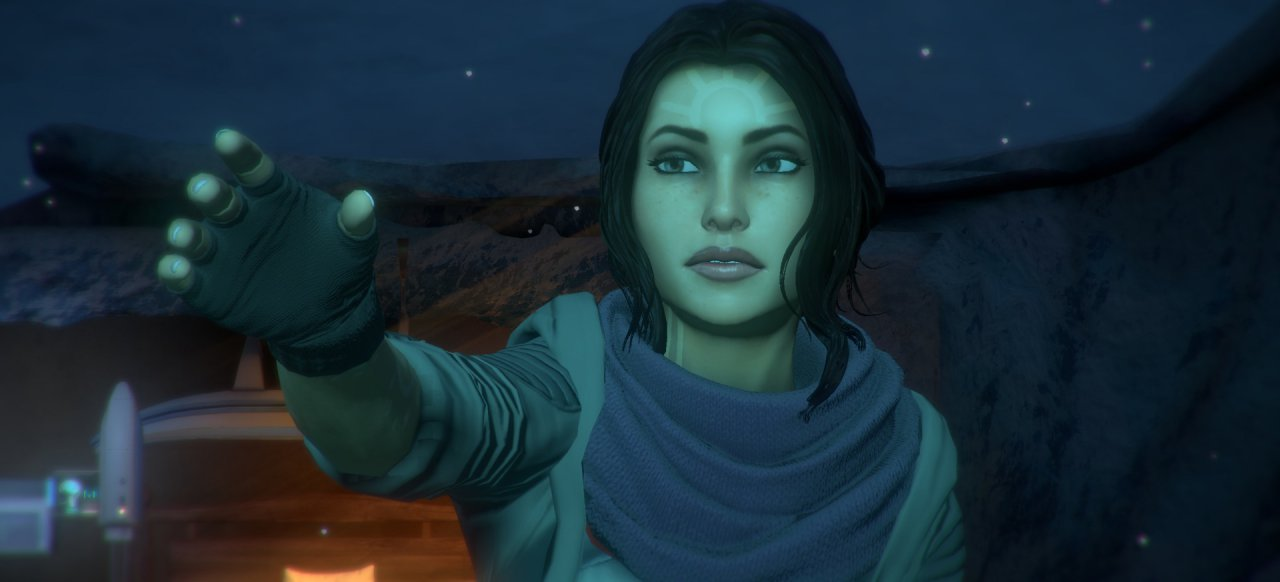 Dreamfall Chapters - Book 1: Reborn (Adventure) von Red Thread Games / EuroVideo