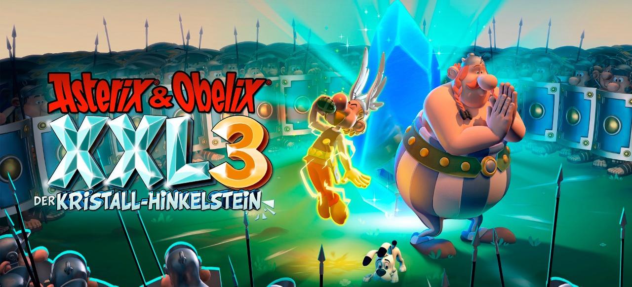 Asterix & Obelix XXL 3 (Action) von Anuman Interactive (Microids)