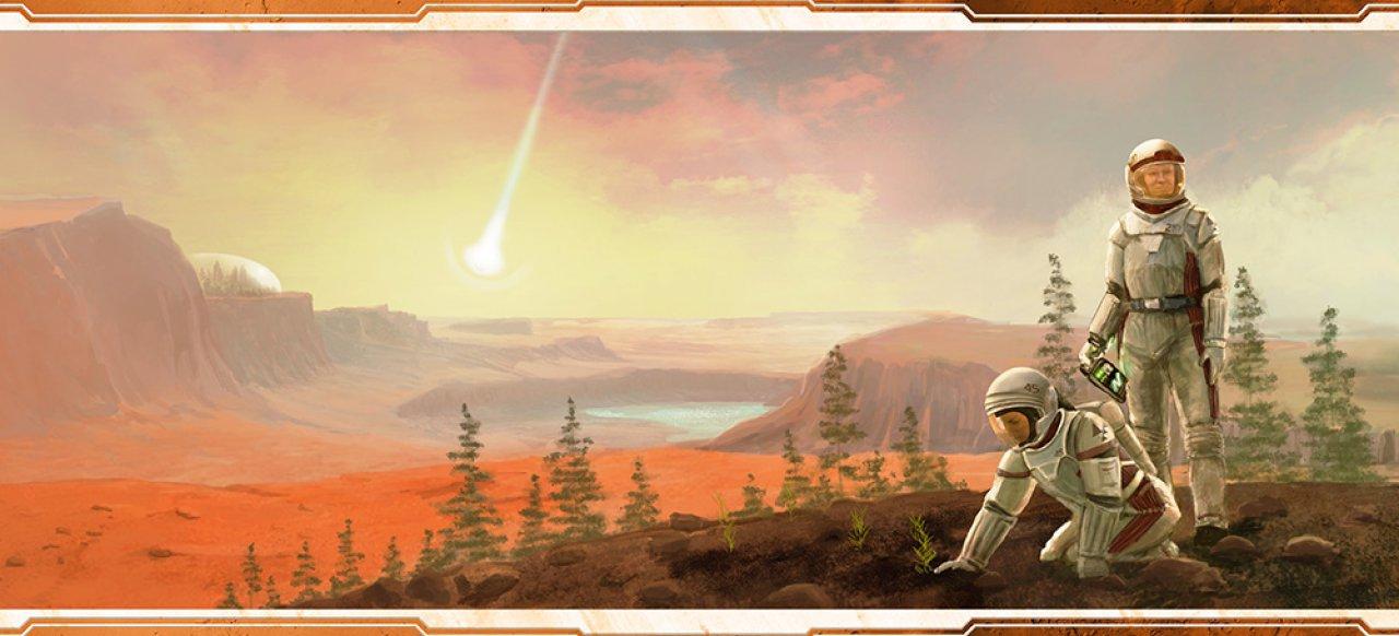 Terraforming Mars (Brettspiel) von Schwerkraft Verlag