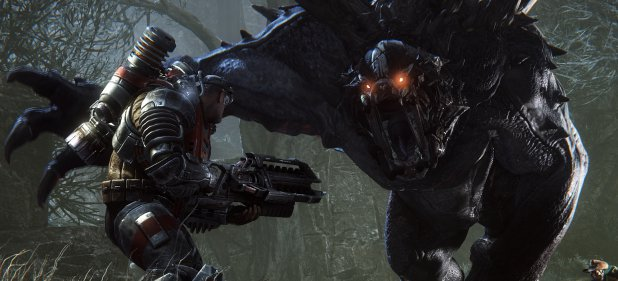 Evolve (Shooter) von 2K Games