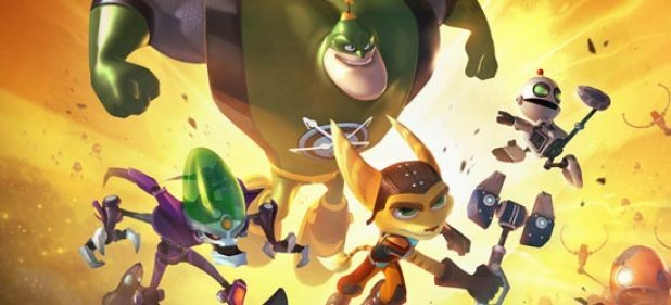 Ratchet & Clank: All 4 One (Action) von Sony