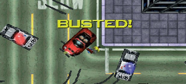 Grand Theft Auto (Action) von Gremlin Interactive