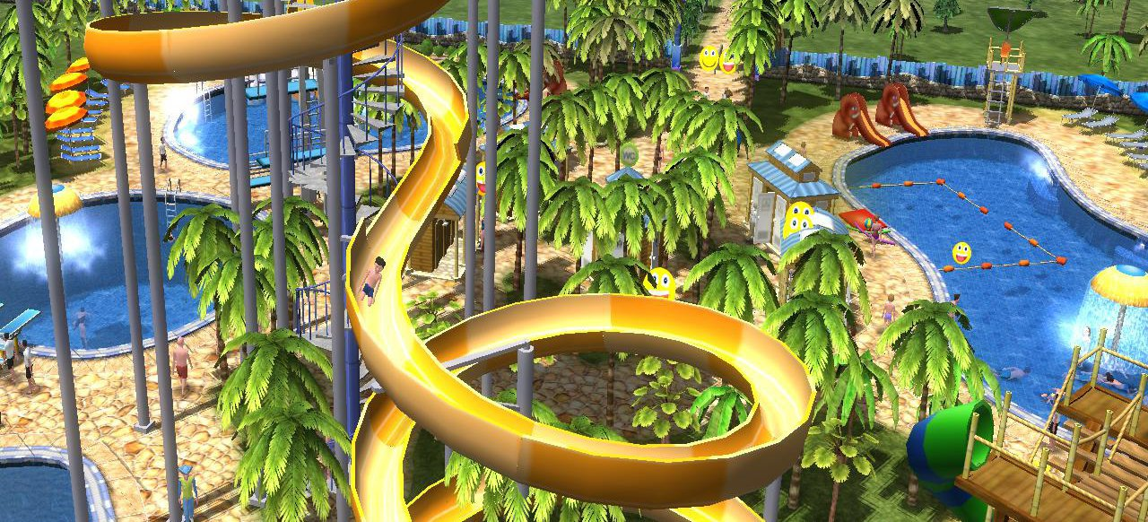 Water Park Tycoon (Strategie) von Excalibur Publishing