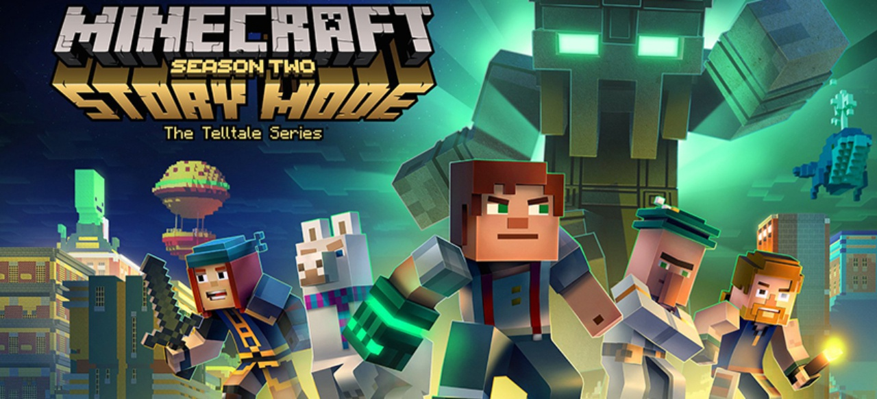 Minecraft: Story Mode - Season 2 (Adventure) von Telltale Games